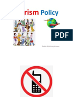 4 Tourism Policy