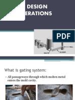 Gating System