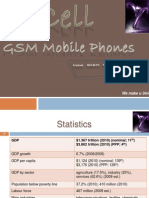 Y-Cell GSM Mobile Phones