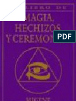 El Libro Completo de MagiaHechizos Y Ceremonias- Migene Gonzalez Wippler