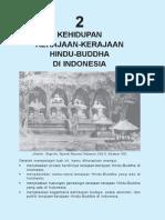 2. Kehidupan Kerajaan-Kerajaan Hindu-Budha Di Indonesia
