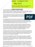PDC Monthly News Commentary - May 2012 (Eng)