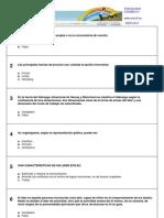 Test Directores de Escuelas Particulares de Conductores - Psicología