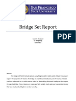 Bridge Set Report Final