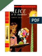 Caroline Quine Alice Roy 09 IB Alice Et Le Chandelier 1933
