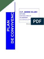 PLA DE CONVIVENCIA ARBRE BLANC