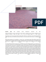 Concrete Block Pavements for Roads