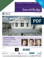 InvestHedge Forum Brochure Scribd