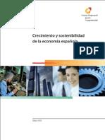 Crecimiento y Sostenibilidad de la Economía Española.  Consejo Español para la Competitividad. Mayo 2012.