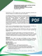 CR Hidrotermalismo Caso