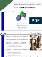 Aula 10 - Capitulo 03 - PDSI - Aula 05 - ITIL V3 - Operação de Serviço