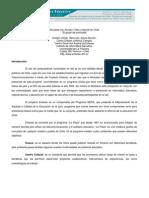 """Escuelas con Acceso Total a Internet en Chile """"El Grupo de Avanzada"""""""