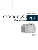 Manual Nikon Coolpix L810_Español
