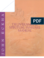 Deliverance and Spiritual Warfare Manual John Eckhardt