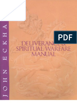 Deliverance and Spiritual Warfare Manual John Eckhardt | Demons