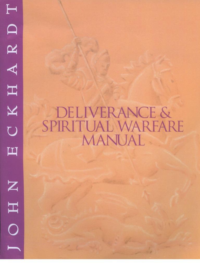 Deliverance and Spiritual Warfare Manual John Eckhardt | Demons