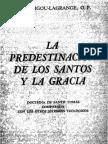 Garrigou Lagrange, Reginald - La Predestinacion de Los Santos