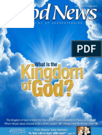 The Good News Magazine - September/October 2012