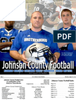 2012 Johnson County Football section