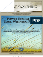 Power Evangelism Soulwinning Packet Revised3