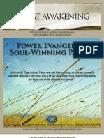 Power Evangelism Soulwinning Packet Revised3