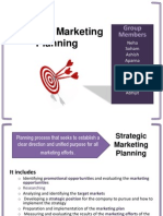 Strategic Mkt Planning