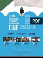 Ciclo Cine y Rio