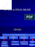 Opioid & Drug Abuse