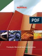 Memorial da América Latina  -Catalogo Institucional