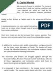 8. Capital Market