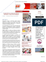 30-08-2012 Periódico Express de Nayarit - Cumple RSC con oferta de espacios educativos
