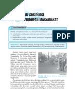 6. Penerapan Sosiologi Dalam Kehidupan Masyarakat