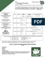 Intentional Faith Development VBS Planner      Sunday.docx