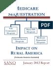 Medicare Sequestration