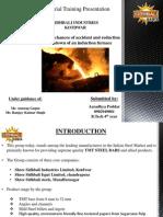 training presentation on induction furnace