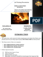 training presentation on induction furnace