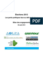 QC2012 Analyse Coalition Environnement