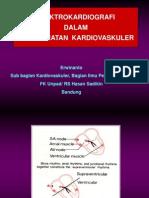 ELEKTROKARDIOGRAFI   DALAM   KEDARURATAN  KARDIOVASKULER