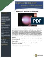 Pulsed Laser Deposition of Ceramic Films