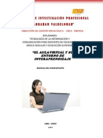Manual Del Participante Aula Virtual Idip