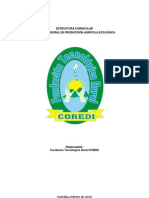 Técnico Laboral En Producción Agrícola Ecológica