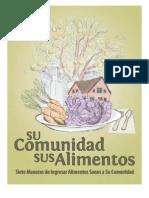 Su Comunidad, Sus Alimentos