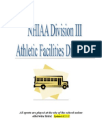 Directions to Division III Schools