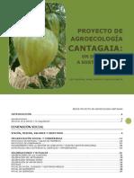 Proyecto De Agroecología Cantagaia