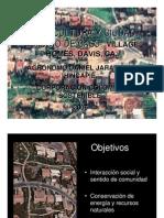 Permacultura Y Ciudad. Estudio De Caso Village Homes