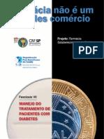 Fascículo VII - Manejo do Tratamento de Pacientes com Diabetes