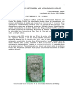 Deidades Aztecas Del Maiz