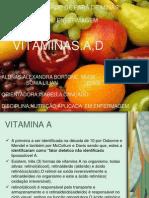 Vitaminas a,d