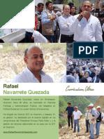 Rafael Navarrete Quezada Curriculum Vitae