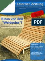 Die  Erste Eslarner Zeitung, 09.2012